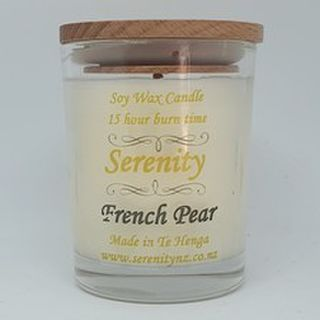 French Pear Soy Candle - Small