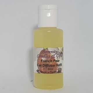 French Pear Car Diffuser Refill