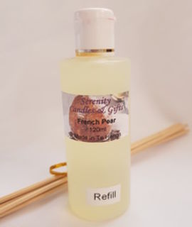 French Pear Reed Diffuser Refill