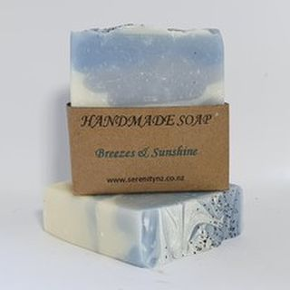 Breezes and Sunshine Soap