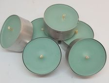 Coconut Lime Tealights - 6 pack