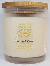 Coconut Lime Soy Candle - Extra Large