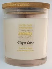 Ginger Lime Soy Candle - Extra Large