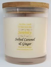 Salted Caramel & Ginger Soy Candle - Extra Large